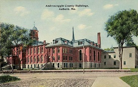 Androscoggin County Buildings c. 1912