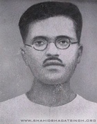 Bhagwati Charan Vohra, died in Lahore[100] on 28 May 1930 while testing a bomb on the banks of the River Ravi.