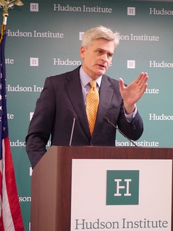 Bill Cassidy at Hudson Institute, May 2015