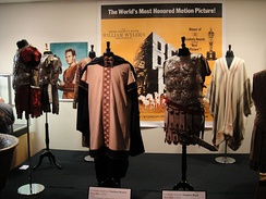 Costumes used in Ben-Hur