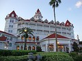 The Grand Floridian Resort & Spa, Walt Disney World's flagship resort