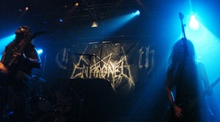 Enthroned from Belgium