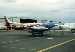 The Multi Mission Surveillance Aircraft in Australia, early 1990s