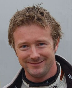 Neal's teammate, Gordon Shedden (pictured in 2007), finished the season in second