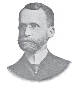 Isaac B. Cameron was the Ohio State Treasurer from 1900-1904.