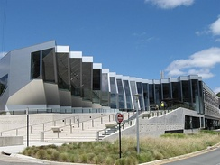 The John Curtin School of Medical Research, Australian National University