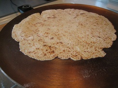 Lefse is a common and popular dish among Dakotans, not only for those with Norwegian ancestry.