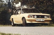 Ascona 2.0 with a factory tuned engine by Irmscher, 120 PS