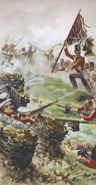 Russo-British skirmish during the Crimean War