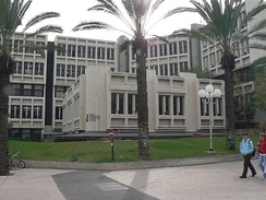 The Vladimir Schreiber Institute of Mathematics at Tel Aviv University