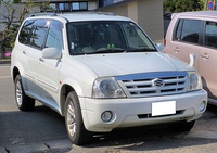 Suzuki Grand Escudo (Japan)