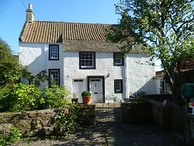 Chalmers' birthplace in Anstruther
