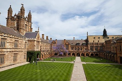 The University of Sydney is Australia's oldest university and is often regarded as one of the world's leading universities