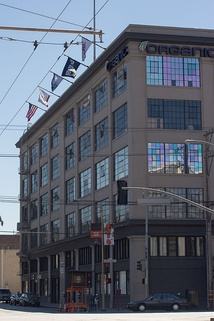 Wired building located in San Francisco