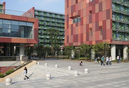 North Campus, Xi'an Jiaotong-Liverpool University, architects: Perkins+Will