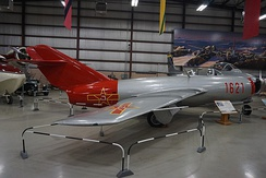 MiG-15 at the Air Zoo