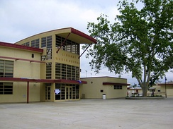 Amador Valley is the oldest high school in the Amador-Livermore Valley Region.[53]