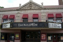 Count Basie Theatre in Red Bank, New Jersey