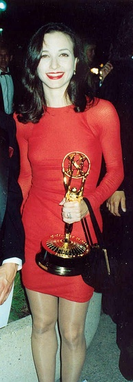 The role of Lilith earned Bebe Neuwirth an Emmy as an Outstanding Supporting Actress in 1990 and 1991.