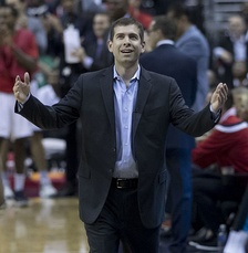 Brad Stevens is the Celtics' current head coach