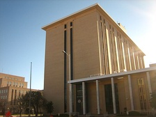 The federal building in downtown Lubbock is named for Mahon.