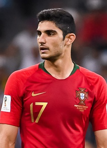 Gonçalo Guedes is the most expensive signing in Valencia's history, costing €40m in 2018.