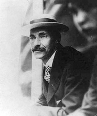 John Jacob Astor IV in 1909. He was the wealthiest person aboard Titanic; he did not survive.