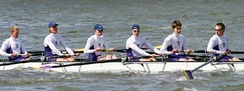 The Manchester University Boat Club is one of many Athletic Union clubs[102]