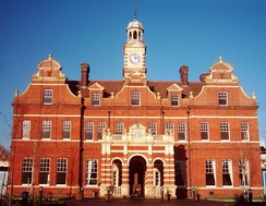 Founded in 1771, the Norfolk and Norwich Hospital cared for the city's poor and sick. It closed in 2003 after services were moved to the Norfolk and Norwich University Hospital.