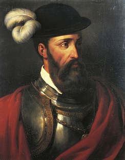 Francisco Pizarro.