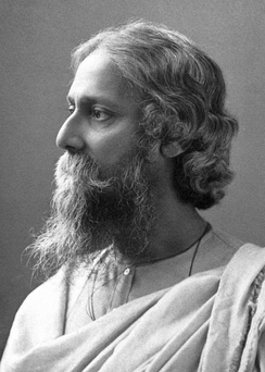 Nobel Laureate Rabindranath Tagore is the most famous Bengali poet of modern era