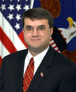 Wilkie's Department of Defense portrait