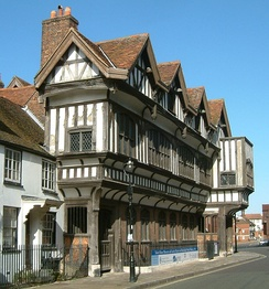 Tudor House, City Centre