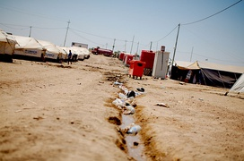Inside the refugee camps of northern Iraq