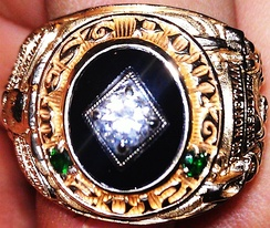 2012 West Point class ring