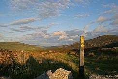 Saint Kevin's Way, Wicklow Gap