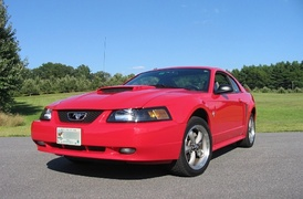 New Edge Mustang 1999-2004 Ford Mustang