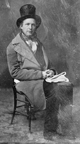 Horace Greeley, editor and publisher of the New York Tribune