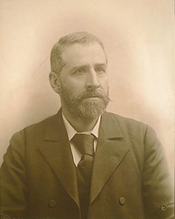 Andrew Inglis Clark, prominent contributor to the clauses about the High Court in the Constitution of Australia.