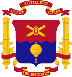 Coast Artillery School coat of arms