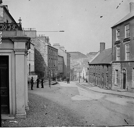 Downpatrick in the late 19th century