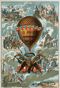 The coronation balloon