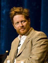 In the parallel universe, actor Eric Stoltz was the star of Back to the Future.