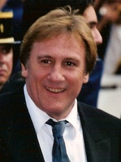 Gérard Depardieu — Best Actor in a Motion Picture, Musical or Comedy