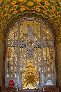Guardian Building in Detroit, by Wirt C. Rowland (1927–29)