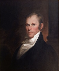 Speaker of the House Henry Clay
