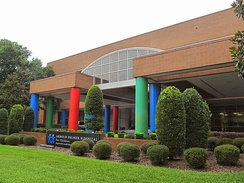 The Arnold Palmer Hospital for Children in Orlando, Florida
