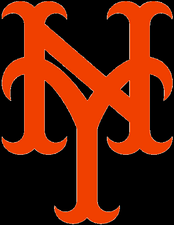 1954–57. This version was later adopted by the New York Mets.