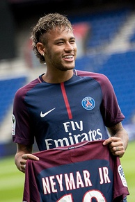 Neymar is the most expensive player in the history of association football, as officially announced by the clubs involved in his 2017 transfer.