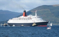 Scotland's shipbuilding industry produces world-class ships, including Queen Elizabeth 2 (pictured).